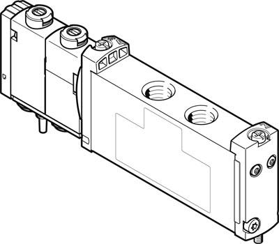 Распределитель с электроуправлением Festo VUVG-S14-M52-MZT-G18-1T1L