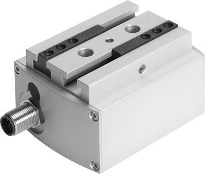 Захват электрический параллельный с длинным ходом Festo HGPLE-14-30-3,1-DC-VCSC-G96