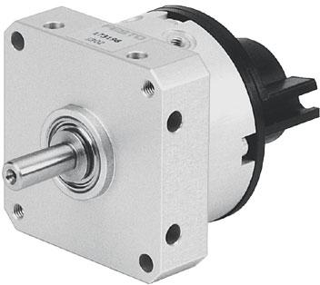 Неполноповоротный привод Festo DSM-8-180-P-A