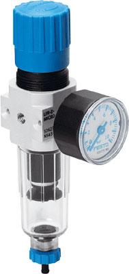 Фильтр-регулятор давления Festo LFR-1/8-D-7-5M-MICRO-H