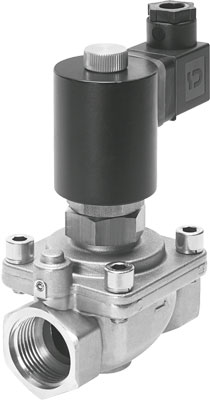 Клапан с электроуправлением Festo VZWF-L-M22C-G112-400-3AP4-10