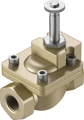 Клапан с электроуправлением Festo VZWM-L-M22C-G38-F4