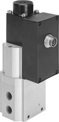 Пропорциональный регулятор давления Festo MPPES-3-1/4-6-010