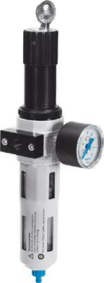 Фильтр-регулятор давления Festo LFRS-1-D-7-DI-MAXI