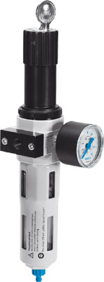 Фильтр-регулятор давления Festo LFRS-1-D-5M-DI-MAXI-A