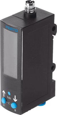 Датчик давления Festo SDE3-D6M-B-HQ4-2P-M8