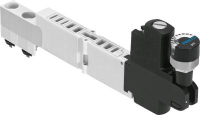 Блоки регуляторов Festo VMPA1-B8-R3C2-C-10