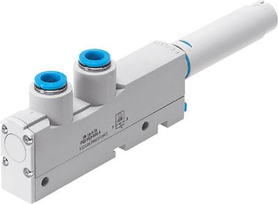Эжектор базовый вакуумный пневматический Festo VN-14-H-T4-PQ3-VQ3-RO2-A