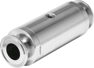 Пережимной клапан Festo VZQA-C-M22U-25-S5S5-V4V4S1-4