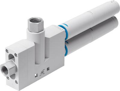 Эжектор базовый вакуумный пневматический Festo VN-20-L-T6-PI5-VI6-RO2