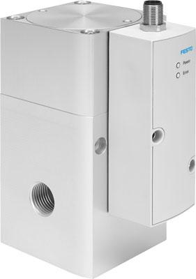 Пропорциональный регулятор давления Festo VPPX-12L-L-1-G12-0L10H-S1