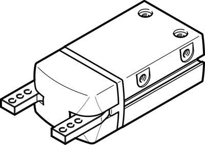Захват угловой стандартный Festo DHWS-25-A