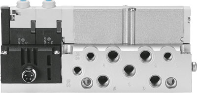 Распределитель с электроуправлением Festo VMPA1-M1H-K-M7-PI