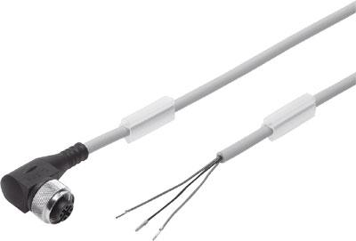 Соединительный кабель Festo NEBU-M12W5-K-5-LE3