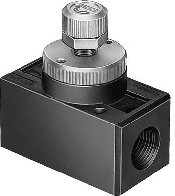 Дроссель с обратным клапаном Festo GR-3/8-B
