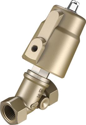 Седельный клапан Festo VZXF-L-M22C-M-A-G34-160-M1-H3B1T-50-16