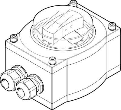 Блок датчиков Festo SRAP-M-CA1-GR270-1-A-T2P20