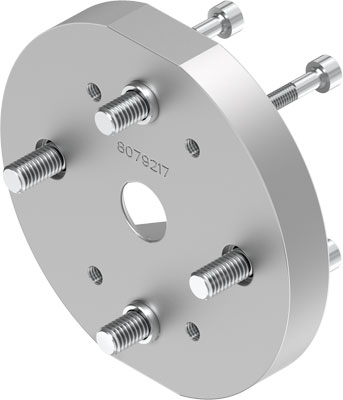 Адаптерная плита для параллельного захвата Festo DHAA-G-R3-32-B8-20