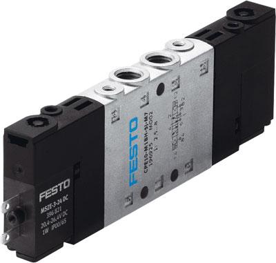 Распределитель с электроуправлением Festo CPE10-M1BH-5J-M7