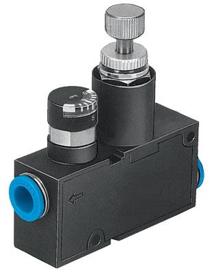 Регулятор давления Festo LRMA-QS-6