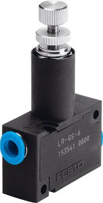 Регулятор давления Festo LR-QS-4