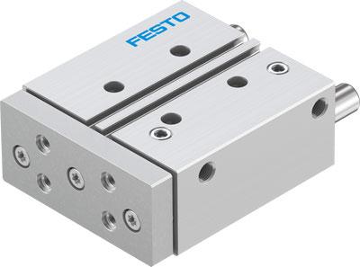 Цилиндр с направляющей Festo DFM-25-50-P-A-KF