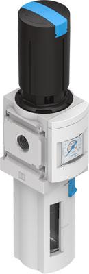 Фильтр-регулятор давления Festo MS6-LFR-3/8-D7-ERM-AS