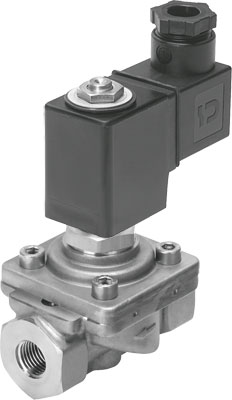 Клапан с электроуправлением Festo VZWF-B-L-M22C-G14-135-3AP4-10-R1