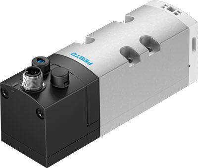 Распределитель с электроуправлением Festo VSVA-B-M52-AZD-D1-1R5L