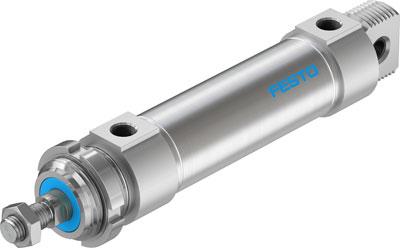 Круглый цилиндр Festo DSNU-40-80-PPS-A