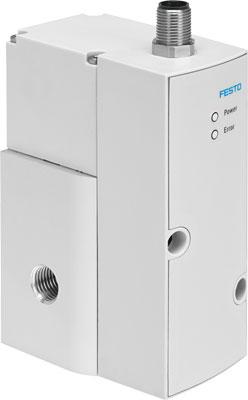 Пропорциональный регулятор давления Festo VPPX-8L-L-1-G14-0L10H-S1