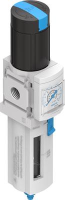 Фильтр-регулятор давления Festo MS4-LFR-1/4-D6-ERM-AS