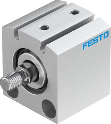 Короткоходовой цилиндр Festo ADVC-25-5-A-P-A