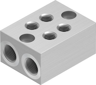 Р-планка для блочного монтажа Festo OABM-P-G3-10-2