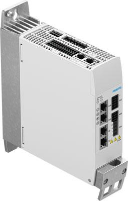 Контроллер привода Festo CMMT-AS-C2-3A-EC-S1