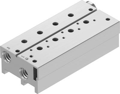 Плита для блочного монтажа Festo VABM-B10-20S-G14-4-P3
