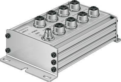 Входной модуль Festo CP-E16-M12X2-5POL