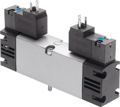 Распределитель с электроуправлением Festo VSVA-B-T32C-AZH-A1-2AC1