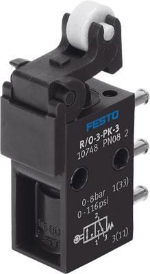 Распределитель с роликовым рычагом Festo R/O-3-PK-3