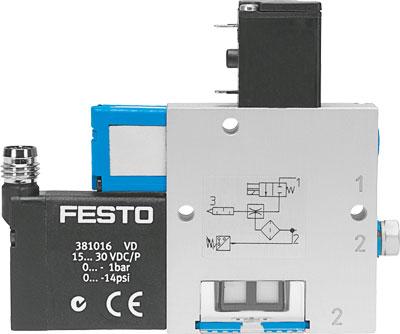 Генератор вакуума Festo VADM-70-N