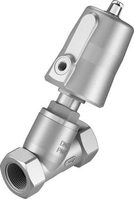 Седельный клапан Festo VZXF-L-M22C-M-B-G1-240-M1-V4V4T-50-10