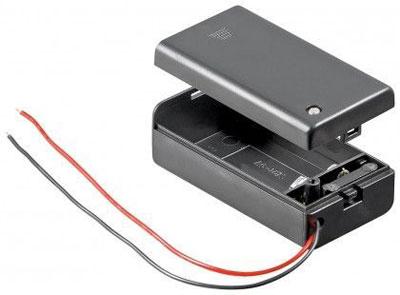 Коробка батареи Festo EADA-A-9