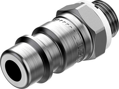 Быстроразъемный штекер Festo NPHS-S6-M-G18