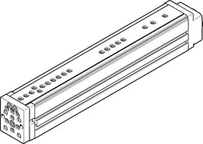 Мини-суппорт Festo EGSL-BS-45-200-10P