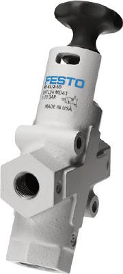 Отсечной клапан Festo HE-G3/8-LO