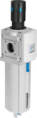 Фильтр-регулятор давления Festo MS9-LFR-G-D7-EUM-AG-BAR-AS