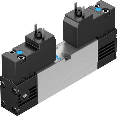 Распределитель с электроуправлением Festo VSVA-B-T32C-AH-A2-1C1
