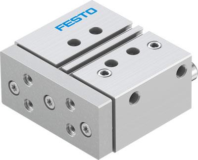 Цилиндр с направляющей Festo DFM-25-25-P-A-KF