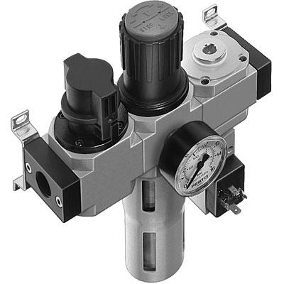 Блок подготовки воздуха Festo LFR-1/2-D-MIDI-KF-A