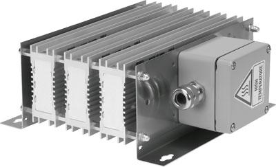 Тормозящий резистор Festo CACR-KL2-67-W1800